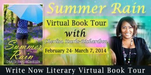 summer rain blog tour